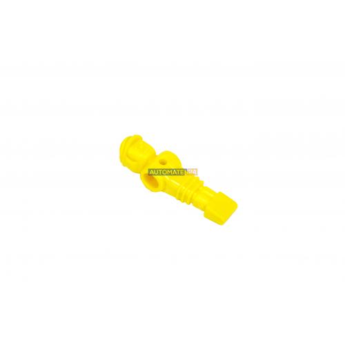 Kickerfigur gelb