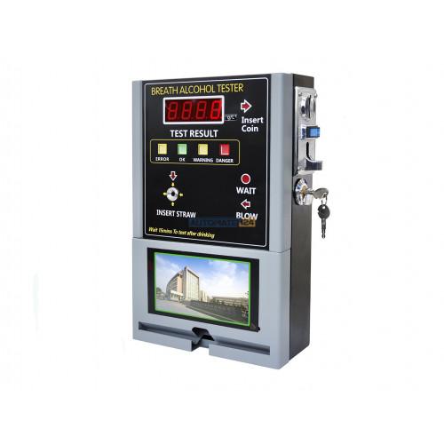 Breathalyzer Digital