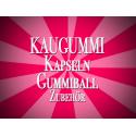Kaugummi, Kapseln & Gummiball Zubehör